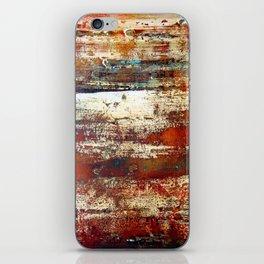 Rusty iPhone Skin