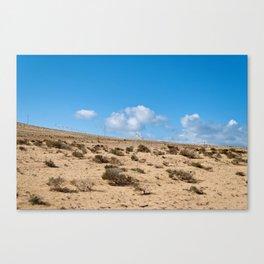 Fuerteventura Canvas Print