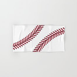 Fantasy Baseball Super Fan Home Run Hand & Bath Towel