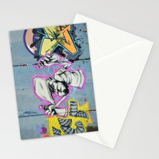 Graffiti artist Stationery Cards