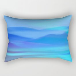 Distant View Rectangular Pillow