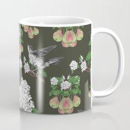 Pear Thief Coffee Mug