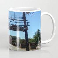 oklahoma Mugs featuring Oklahoma Ally by HmmCades
