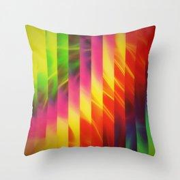 Glorious Stripes Throw Pillow