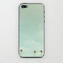 Vintage Palms iPhone Skin