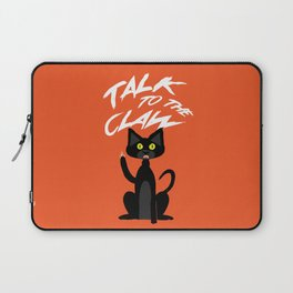 Talk to the Claw Laptop Sleeve