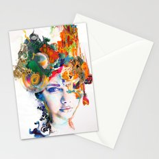 Untouched Presence Stationery Cards