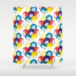 Hendrix Pattern Shower Curtain