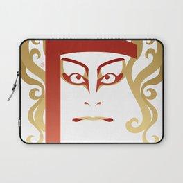 Sukeroku - a Kabuki Portrait Laptop Sleeve