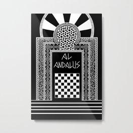 Al Andalus Metal Print