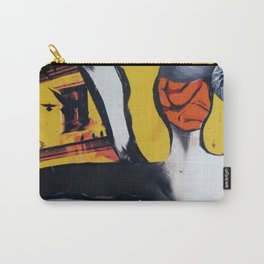 Stretched Carry-All Pouch