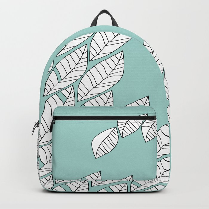 Leaves Stream 2 Backpack