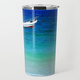 From South sea island, Fiji Travel Mug