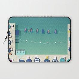 Italy Beach Life - Sorrento Laptop Sleeve