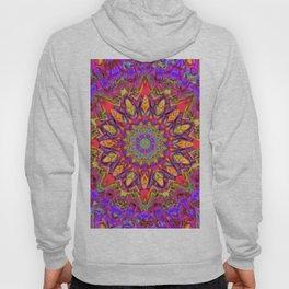 Abstract Flower AAA QQ YY Hoody
