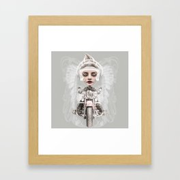 BORN TO BE WILD (2) Framed Art Print