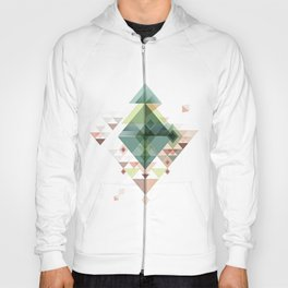 Abstract illustration Hoody