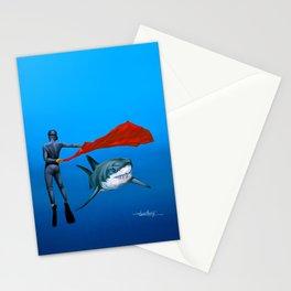 CORRIDA - The Matador - by Pascal Stationery Cards