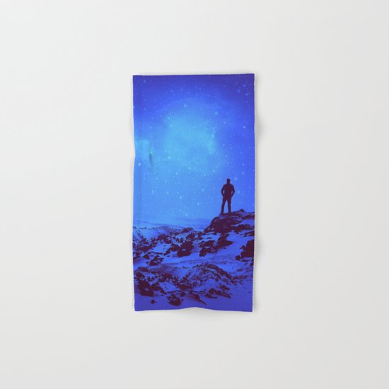 Lost the Moon While Counting Stars III Hand & Bath Towel