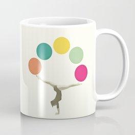 Gymnastics II Coffee Mug