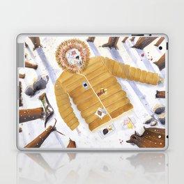 Sueño de un abrigo de invierno Laptop & iPad Skin