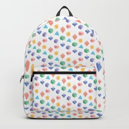 A Colorful Way to Die Backpack