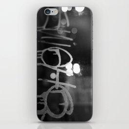 Paris Graphity iPhone Skin