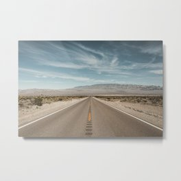 Road to Freedom Metal Print