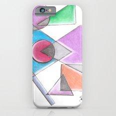 Puzzle pieces iPhone 6s Slim Case