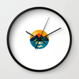 View Wall Clock