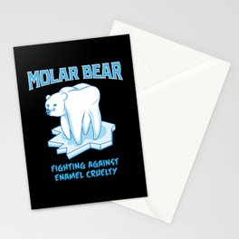 Molar Bear! - Gift Stationery Cards