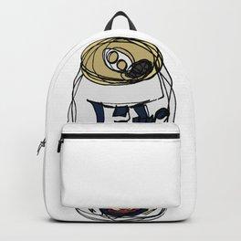 Miller Lite Can Backpack