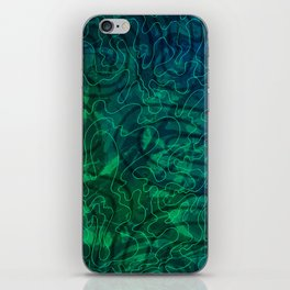 Hongoland-Holiday pattern iPhone Skin