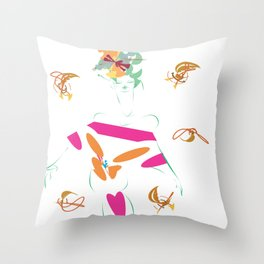Emporia Throw Pillow