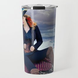 Pirate Queen Travel Mug