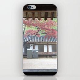 secret garden 3 iPhone Skin