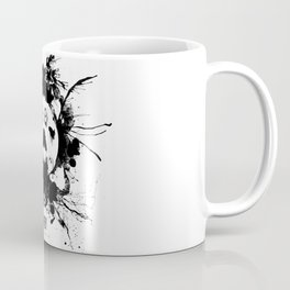 Kirby Ink Blot Geek Psychological Disorders Coffee Mug