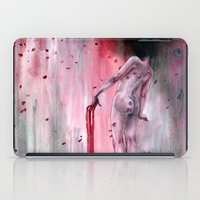 sakura iPad Cases featuring Sakura by Iris Compiet