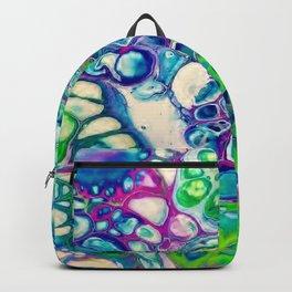 Blue Cels Backpack