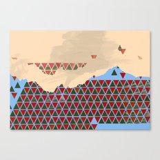 Mountain Canvas Print