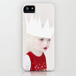 ivory towers iPhone Case