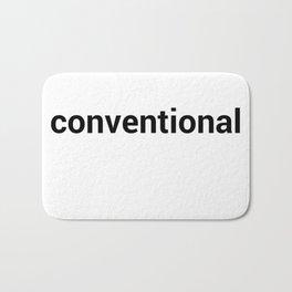 conventional Bath Mat