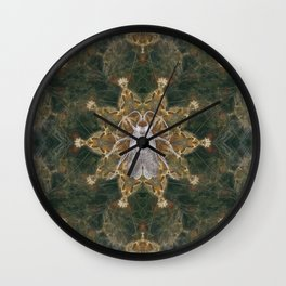 Roach King Wall Clock