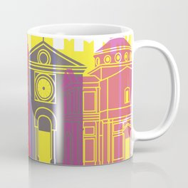 Prato skyline pop Coffee Mug