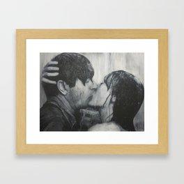Lili Framed Art Print