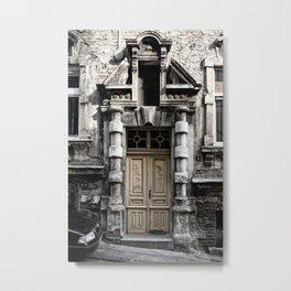 The Door / Belgrade Metal Print
