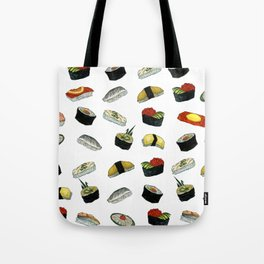 Sushi Ala Carte (Sushi Arakaruto) Tote Bag