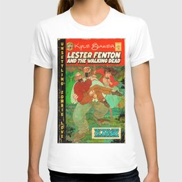 Lester Fenton And The Walking Dead 1 T-shirt