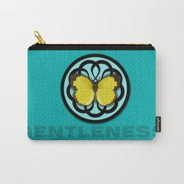 Fruit of the Spirit, Gentleness (Sea Blue) Carry-All Pouch