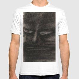 The fallen T-shirt